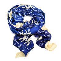Šál klasický 69cu005-30.14 - modrý