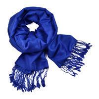 Šál teplý 69cz001-30 - modrý