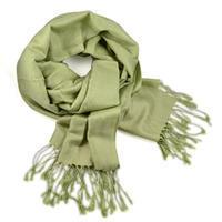 Šál teplý 69cz001-51 - zelený