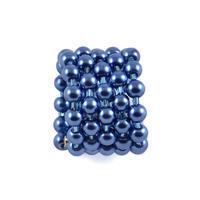 Spona na šál 149sp30 - modrá