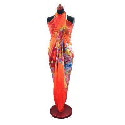 Pareo dámske Astarte - oranžové
