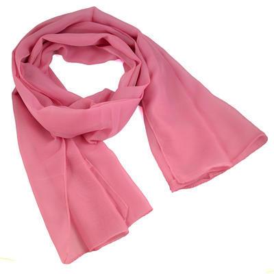 Šál klasický 69kl001-23 - ružový