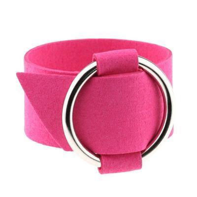 Náramok 26ac003-25 - ružový - 1