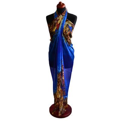 Pareo dámske Astarte par004-30 - modré
