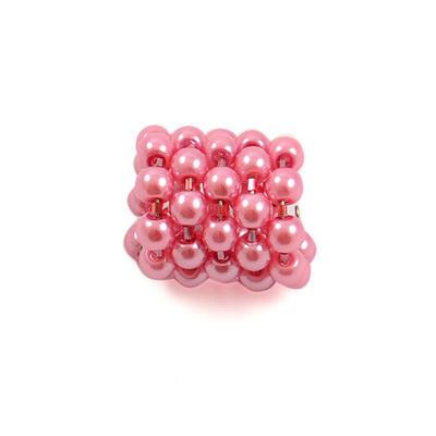 Spona na šatku 100sp23 - ružová - 1