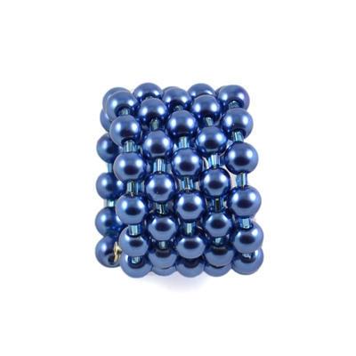 Spona na šál 149sp30 - modrá - 1