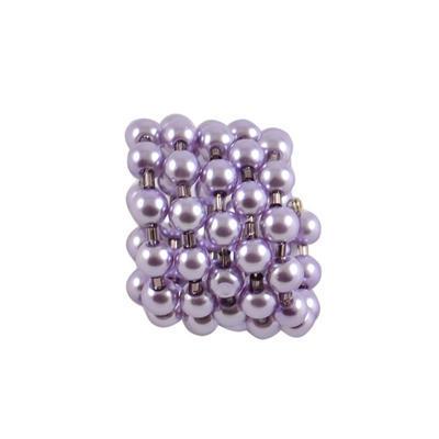 Spona na šál 149sp35 - fialová - 1