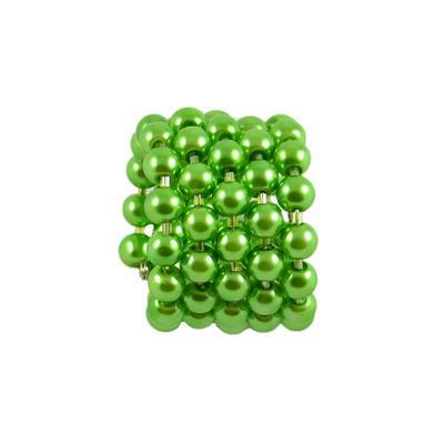 Spona na šál 149sp51 - zelená - 1