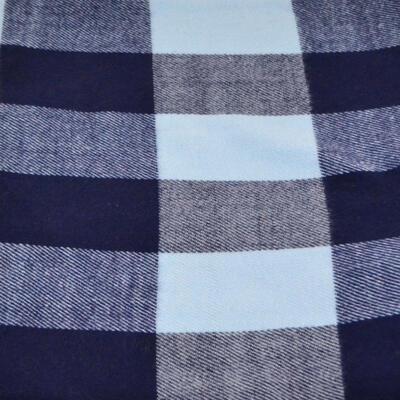 Šál teplý 69cz013-36.14 - modrý - 2