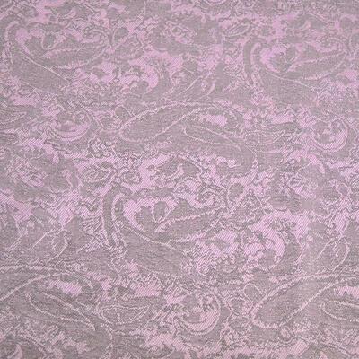 Šál teplý - ružovo-sivý - 2