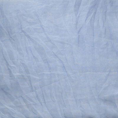 Šál bavlněný Classic 69cl003-31.01 - modrý - 2