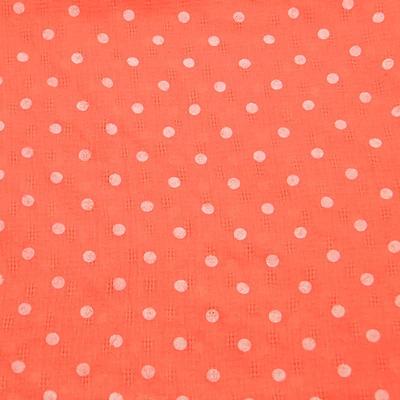 Šatka saténová malá 63sk003b-11.01 - oranžová - 2